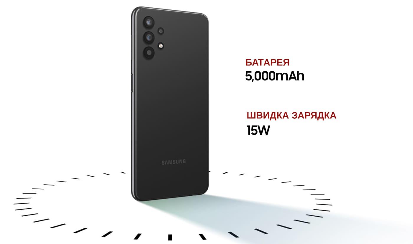 акумулятор смартфону а32